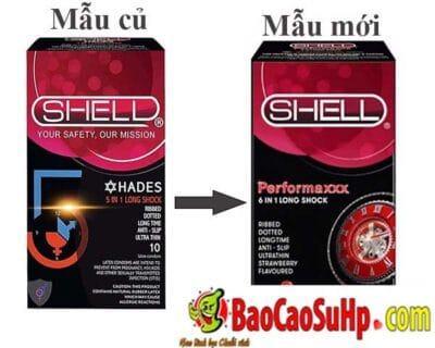 bao cao su shell 6in1 new 400x320 - Bao cao su Shell Prenium 6in1 (Siêu chất lượng)