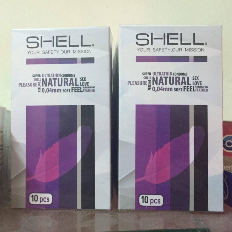20170908150855 6863490 bao cao su sieu mong shell natural hai phong - Bao Cao Su Shell SuperThin hộp 10 cái - Siêu mỏng