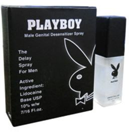 Chai xịt kéo dài Playboy đen (Giá rẻ)