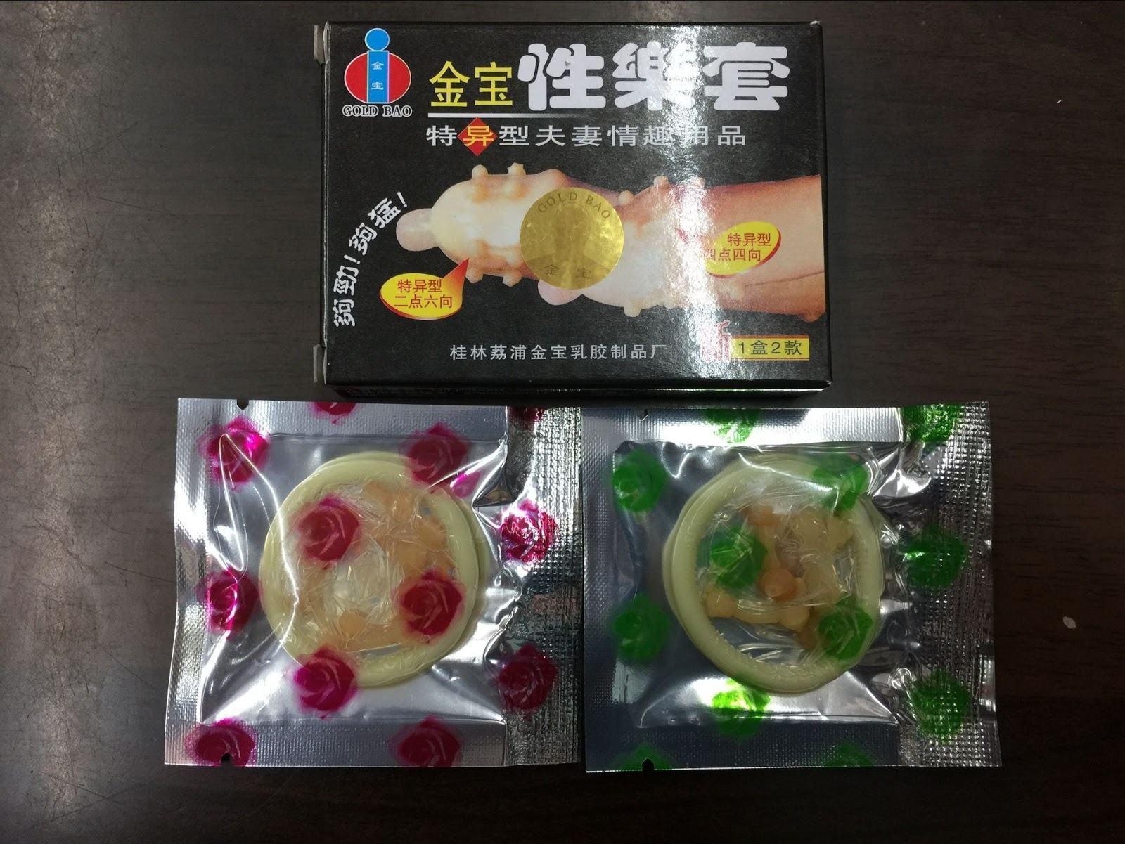 Bao cao su gold bao bi (Nhiều bi nhất)