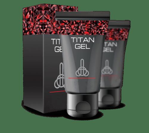 Gel Titan Nga chính hãng tại Hải Phòng