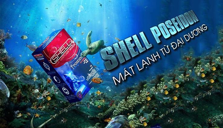 20171004172809 7527749 bao cao su shell poseidon 10s gia re hai phong 1 - Bao cao su Shell Poseidon (Siêu mỏng thơm mát)