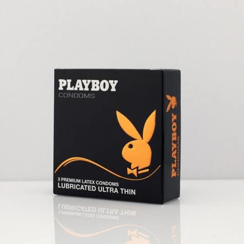 Bao cao su Playboy (Siêu mỏng cực sướng)