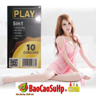 Bao Cao Su Play 5in1 Với 5 Công Dụng Hấp Dẫn Chỉ Trong 1 Chiếc Bao Cao Su