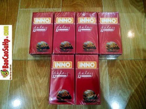 iNNO Delay kéo dài thời gian quan hệ (hộp 12 chiếc)