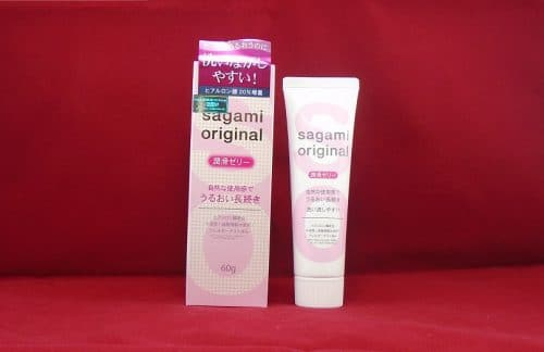 Gel Bôi Trơn cao cấp Sagami Original – Đơn giản mà vô cũng hiệu quả – Trơn mượt đầy hứng thú