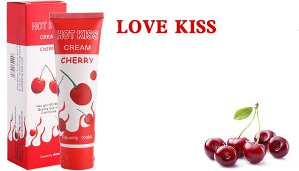 20180310203824 5474123 gel boi tron huong cherry - Gel bôi trơn Love Kiss mùi hương Cherry
