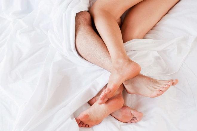20180316215033 4881062 quan h sau sinh khi ch a c kinh - Vợ chồng quan hệ sau sinh mổ 2 tháng có gây ảnh hưởng đến sức khỏe không?