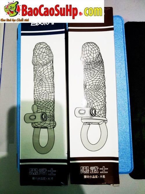 Bao cao su donzen quai đeo 2 đầu kích thích tột cùng chống tuột