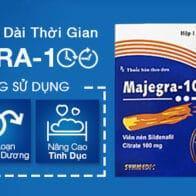 Thuốc cương dương kéo dài thời gian Majegra 100mg