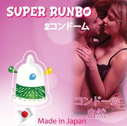 Bao Cao Su Supper Runbo siêu bi vòng gai