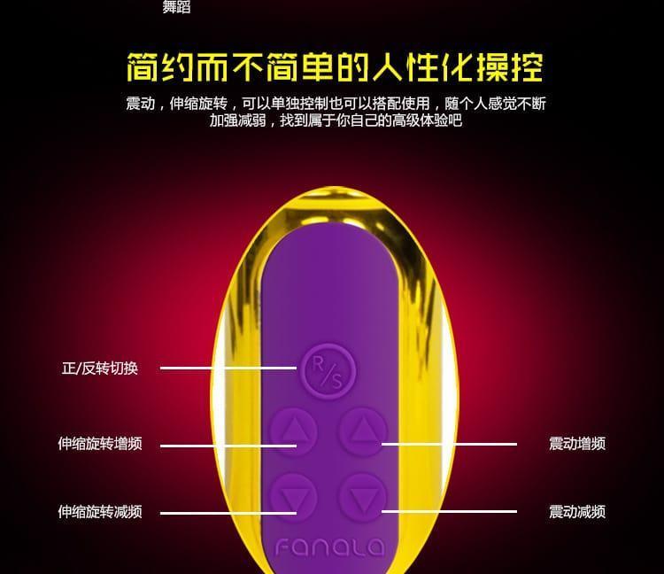 20180513202413 2117833 sextoy duong vat fanala gia re hai phong 11 - Dương vật giả đa năng rung ngoáy thỏ xinh Fanala