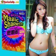 Bao cao su Sagami Magic Shape (Hộp 10)