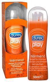 Gel Durex Play Warming 50ml ấm nóng nồng nàn