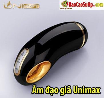 Sextoy âm đạo giả Unimat cao cấp sang trọng