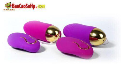 Sex toy Trứng rung không dây 10 chế độ massage điểm G Clmax Eggs