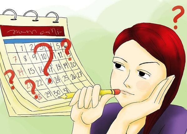 20180723222317 6339483 theo doi kinh nguyet sau sinh - Quan hệ sau sinh khi chưa có kinh liệu có mang thai không? Chu kì của các mẹ bao lâu sẽ trở lại bình thường