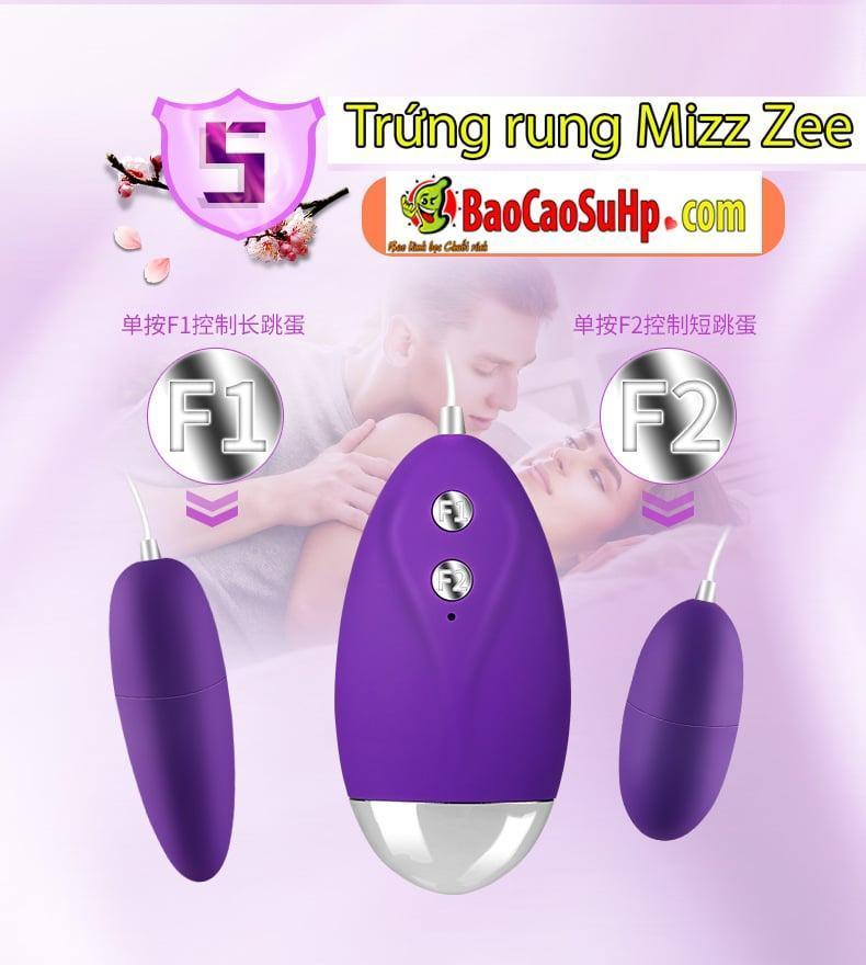 20180725180534 6250587 sextoy trug rung 20 che do rung mizz zee hai phong 7 - Sextoy Trứng rung 20 chế độ rung Mizz Zee