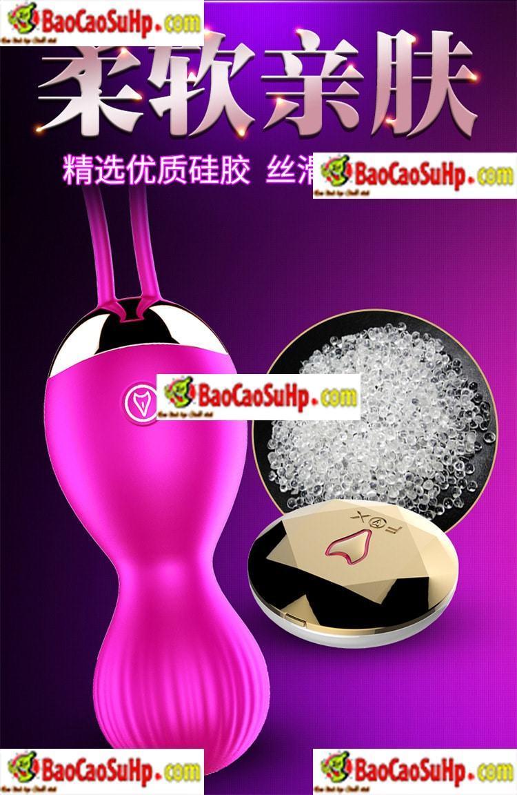20180810230522 7876639 trung rung cao cap khong day fox 12 - Sextoy Trứng rung không dây kích thích điểm G Fox