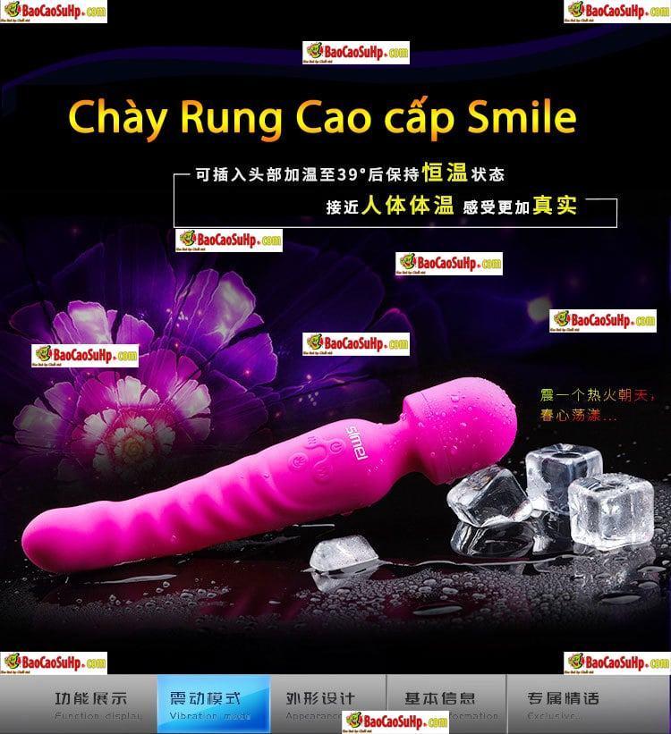 20180817161153 8271638 chay rung cao cap smile hai phong 8 - Top các dụng cụ thủ dâm cho nam nữ tốt nhất bạn nên dùng?