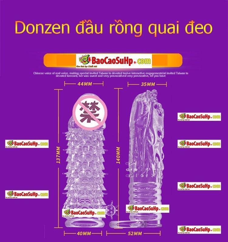 20180818232029 8191560 donzen dau rong co quai deo hai phong - Bao cao su đầu rồng là gì?