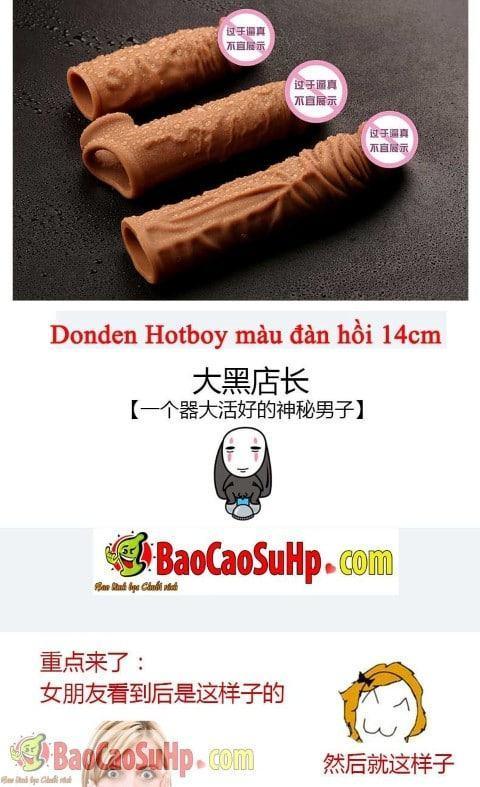 20180904164654 7386673 bao cao su donden hot boy cao cap 2  - Mua Bao cao su don den loại nào thì tốt?