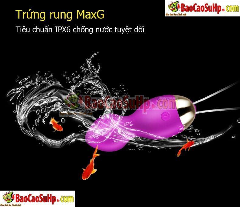 20180909215604 1721255 trung rung khong day cao cap maxg hai phong 6 - Sextoy trứng rung cao cấp không dây MaxG