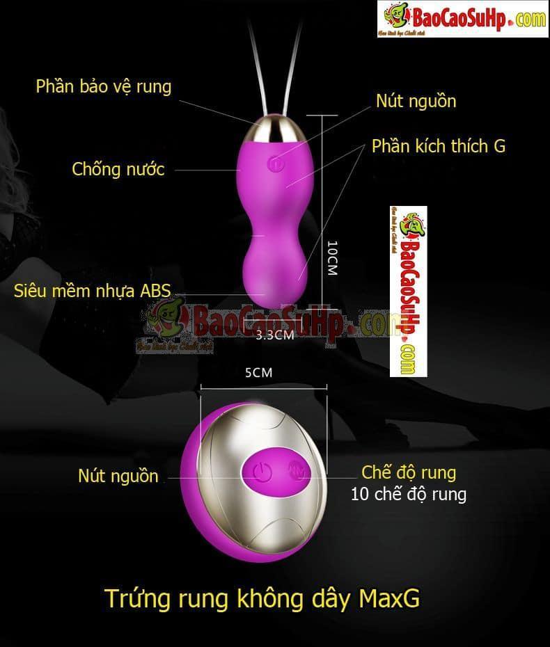 20180909215653 3063540 trung rung khong day cao cap maxg hai phong 2 - Sextoy trứng rung cao cấp không dây MaxG