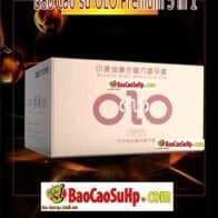 Bao cao su cao cấp OLO 0,01 Prenium 5in1