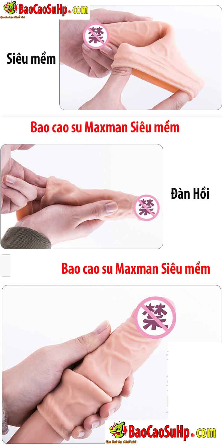 20180929213929 3975750 bao cao su donden maxman sieu mem hai phong 3 - Bao cao su donden Maxman siêu mềm màu da