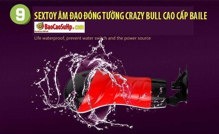 20181024170421 8424969 sextoy am dao dong tuong crazy bull baile 9 - Sextoy âm đạo đóng tường Crazy Bull cao cấp Baile