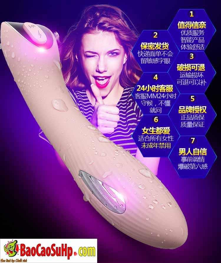 20181120232216 2818007 duong vat cao cap lighting joker 10 1 - Sextoy dương vật cao cấp Lighting Joker