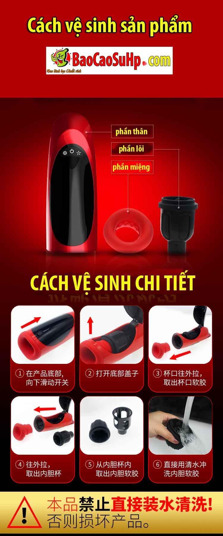 20181219112021 6667765 sextoy am dao tu dong super red 9 - Âm đạo cầm tay cao cấp tự động Super Red