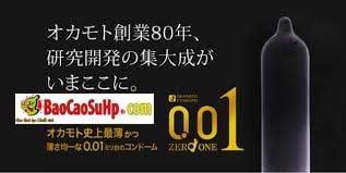 20181220160429 5390813 bao cao su sieu mong okomato zero 0 01mm 5 - Bao cao su siêu mỏng Okamoto Zero 0,01mm