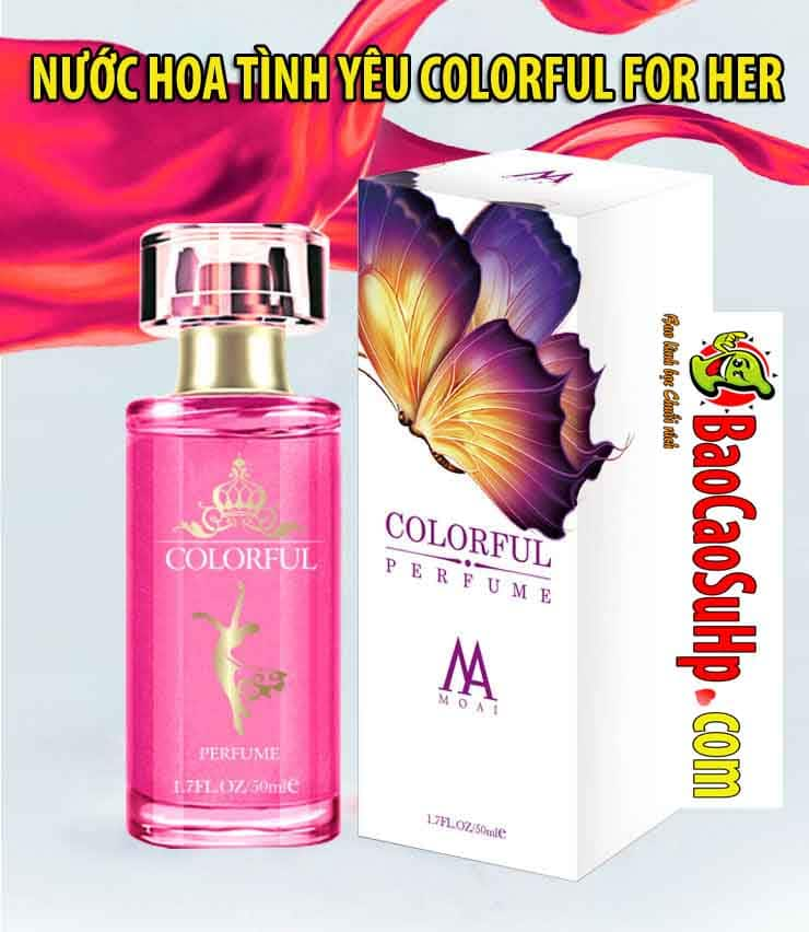 20181231222803 2618000 nuoc hoa tinh yeu conjulove colorful 1 - Nước hoa tình yêu Conjulove Colorful cho nam và nữ