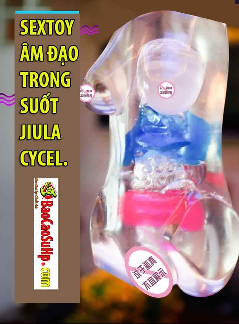20190104170508 1455773 sextoy am dao trong suot jiula cycel 1 1 - Sextoy âm đạo trong suốt Jiula cycel