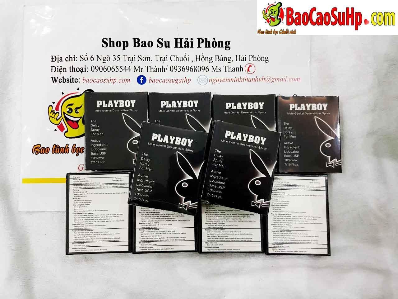20190107235934 7554019 chai xit chong xuat tinh som playboy den - Sextoy mông nguyên khối, trứng, chai xịt các loại hàng về ngày 07.01.2019
