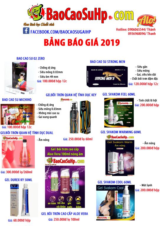 20190108225607 4905101 bang bao gia 2019 page 5 medium min 1 1 - Giới thiệu shop bao cao su sextoy hải phòng