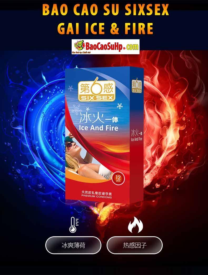 20190110101253 6511515 bao cao su sixsex gai ice fire 2 1 - Top các loại bao cao su hương bạc hà mát lạnh