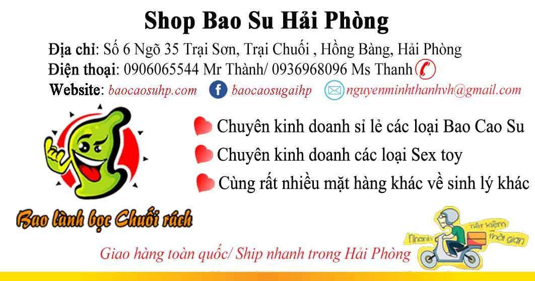 20190205224914 3451362 dia chi shop bao cao su hai phong - Mua Bao cao su don den loại nào thì tốt?