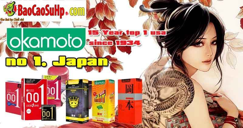 20190217095752 8409568 banner okamoto - Đánh giá cảm nhận khi sử dụng các dòng bao cao su phổ biến nhất hiện nay.