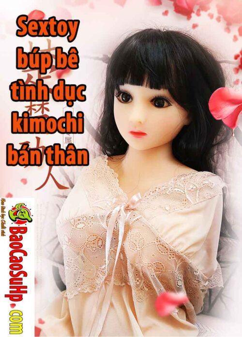Sextoy búp bê tình dục kimochi bán thân