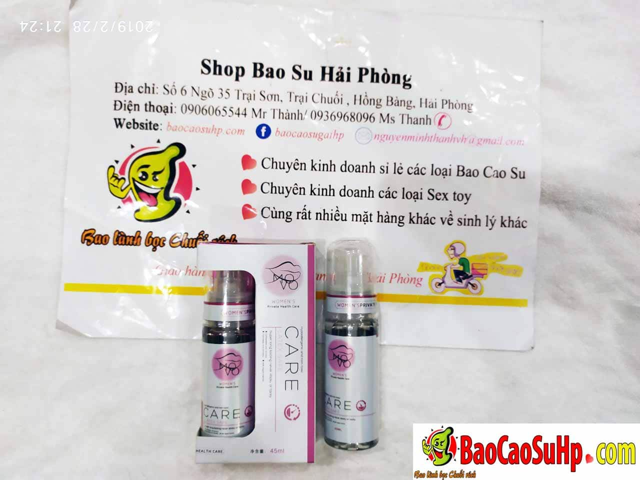 20190302221746 7441138 gel boi tron movo care women - Gel bôi trơn cao cấp movo care dưỡng ẩm cho phụ nữ.
