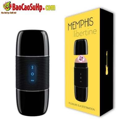20190308102146 7175806 sextoy am dao black memphis bluetooth 2 - Top các dụng cụ thủ dâm cho nam nữ tốt nhất bạn nên dùng?