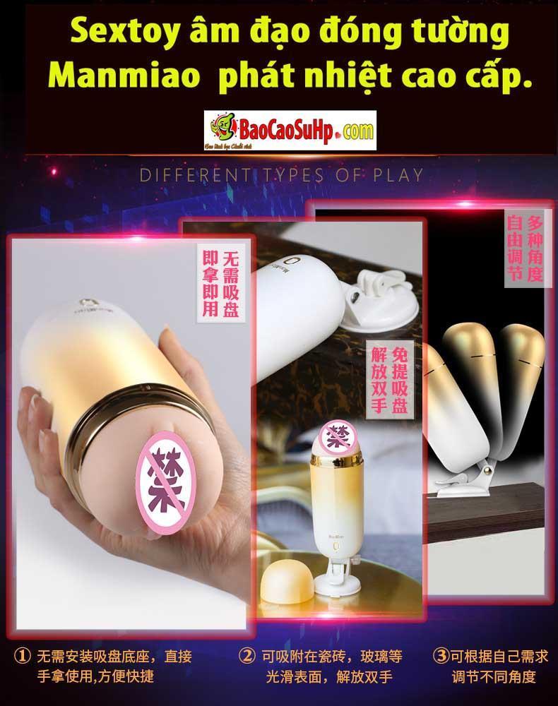 20190328223431 2840815 sextoy am dao dong tuong manmiao 11 - Sextoy âm đạo đóng tường Manmiao phát nhiệt cao cấp.