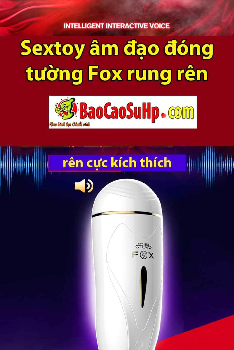20190330140151 1095152 sextoy am dao dong tuong fox ranger 1 - Sextoy âm đạo đóng tường Fox Ranger