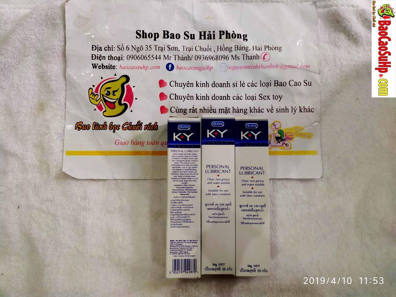20190411214709 4371462 gel boi tron durex ky - Bao cao su nhà nghỉ, chai xịt kéo dài thời gian quan hê hàng về 11.04.2019