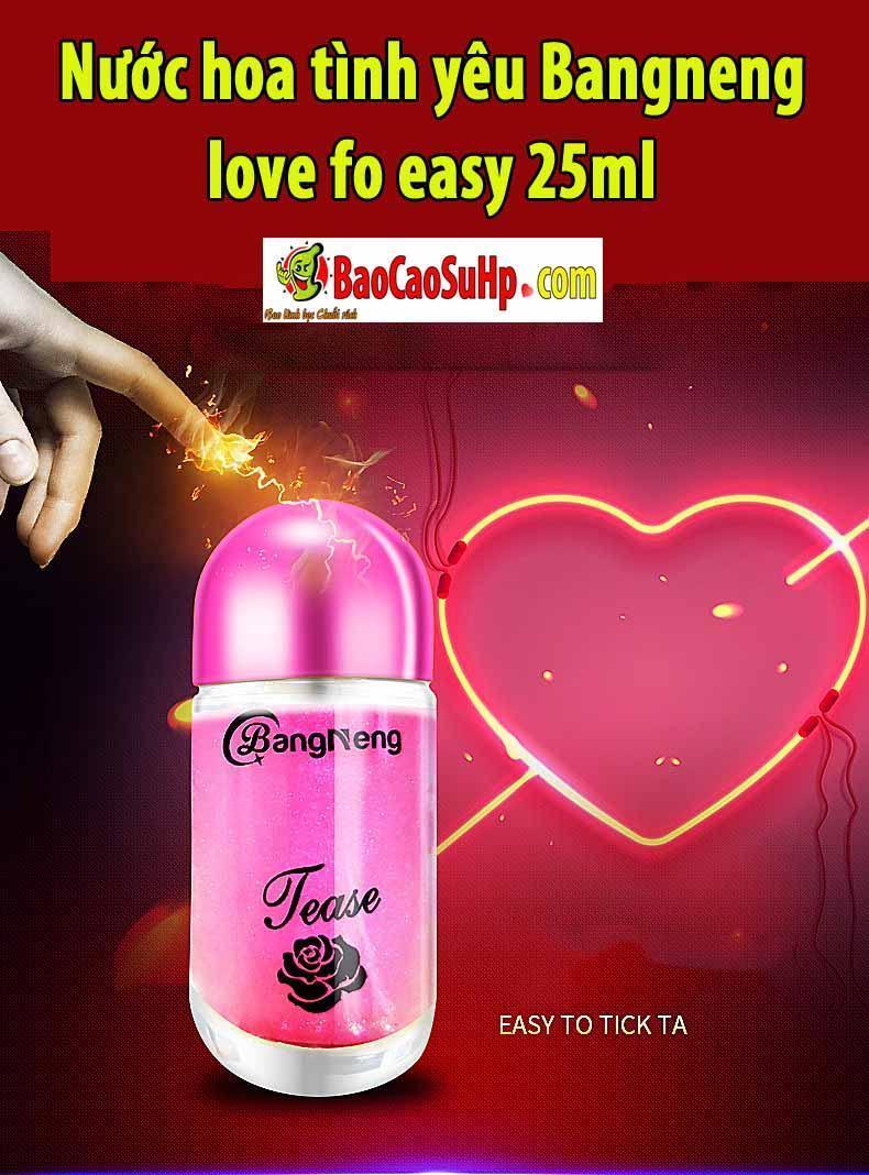 20190414144946 4333226 nuoc hoa tinh yeu bangnen easy love 25ml 5 - Nước hoa tình yêu Bangneng love for easy 25ml