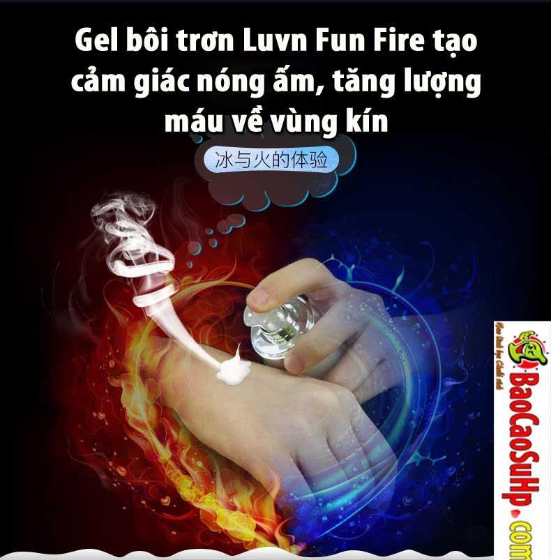 20190427231832 1503294 gel boi tron luvn fun fire tang kich thich 3 - Gel bôi trơn kích thích Luvn Fun Fire bùng cháy với cảm xúc