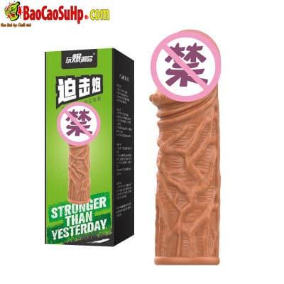 20190504162650 8815221 bao cao su donden stronger than yesterday bia - Bộ 3 bao cao su donden cao cấp Stronger than yesterday